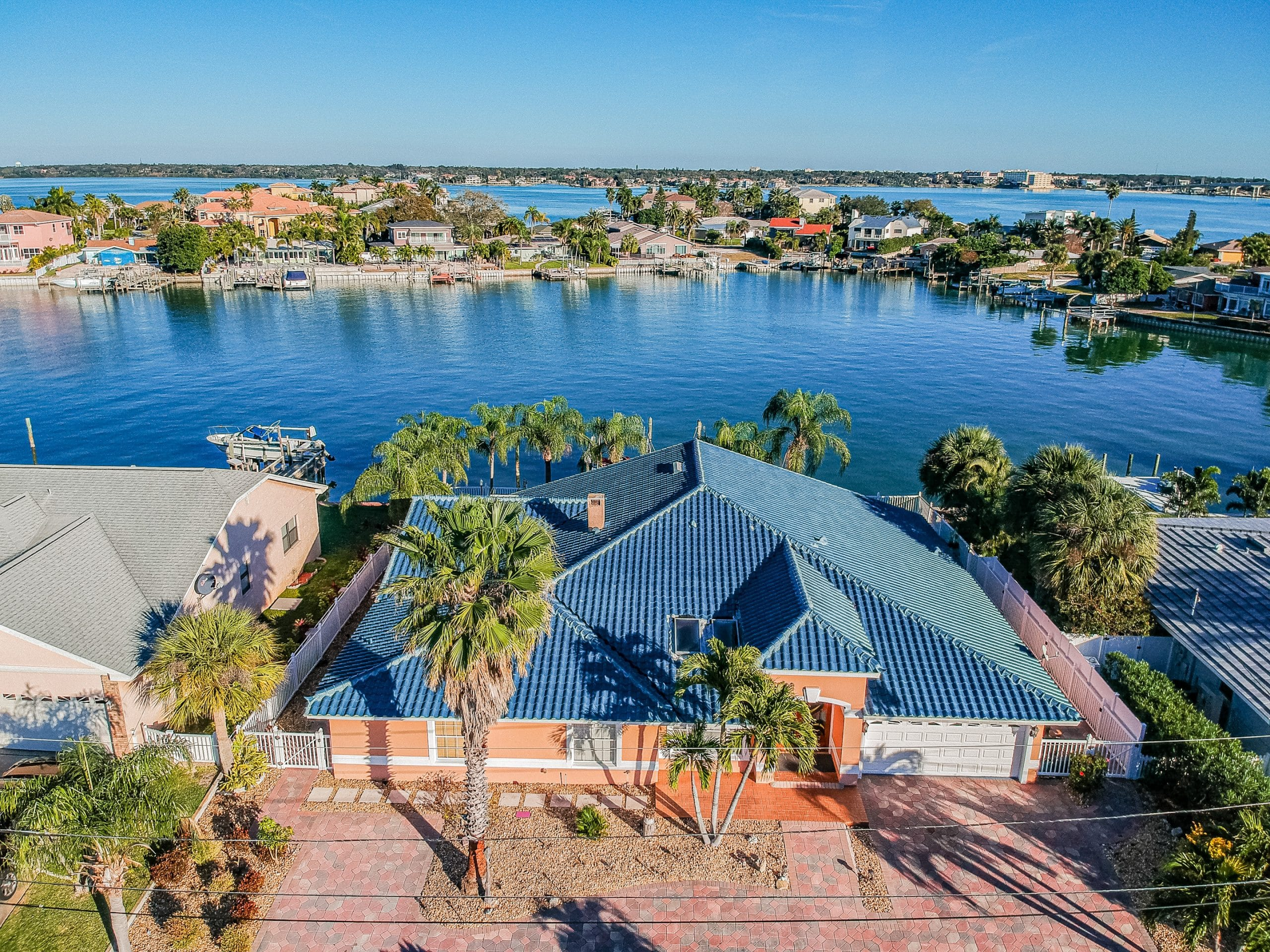 Jacksonville real estate photography aerials