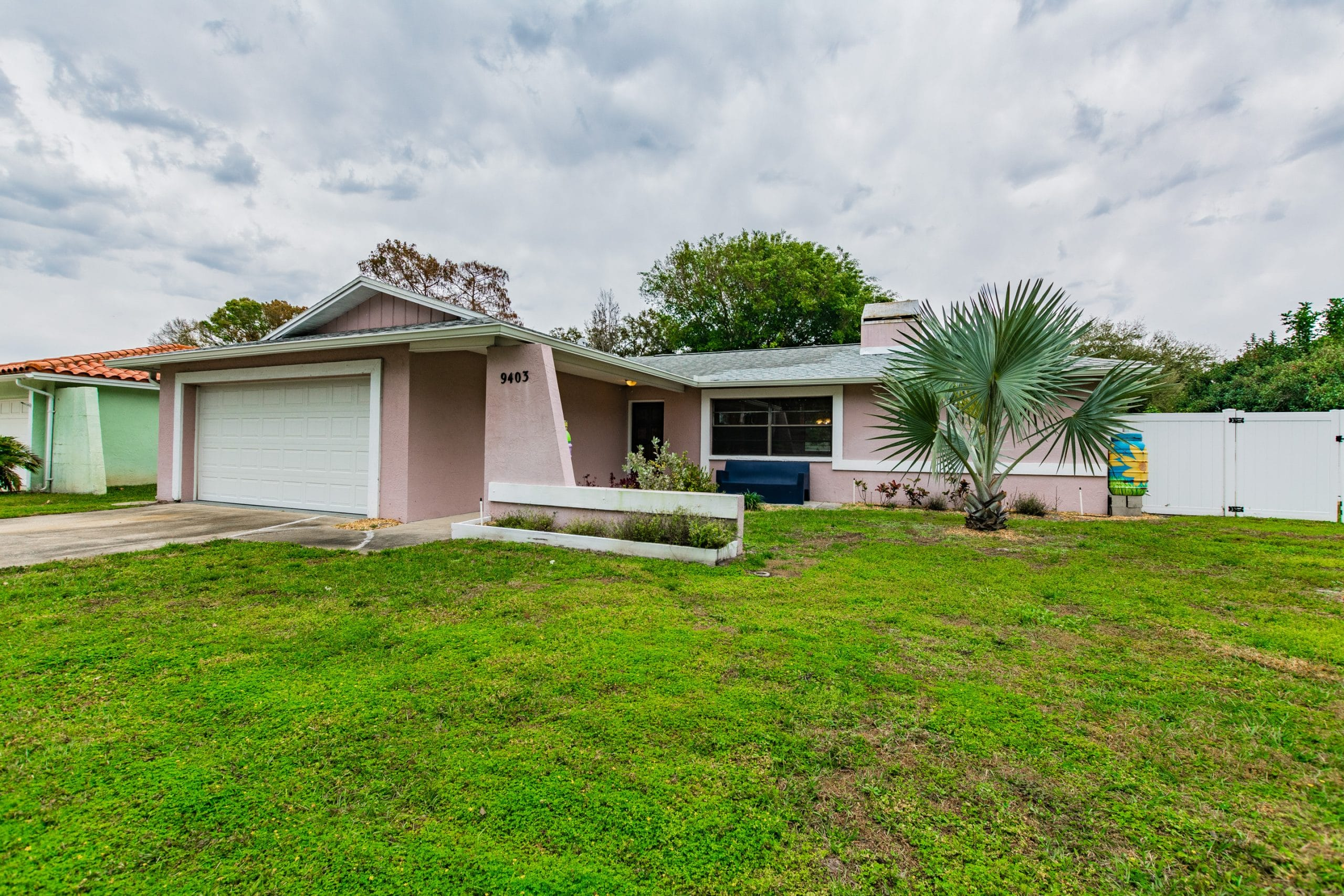 Jacksonville real estate photography exterior