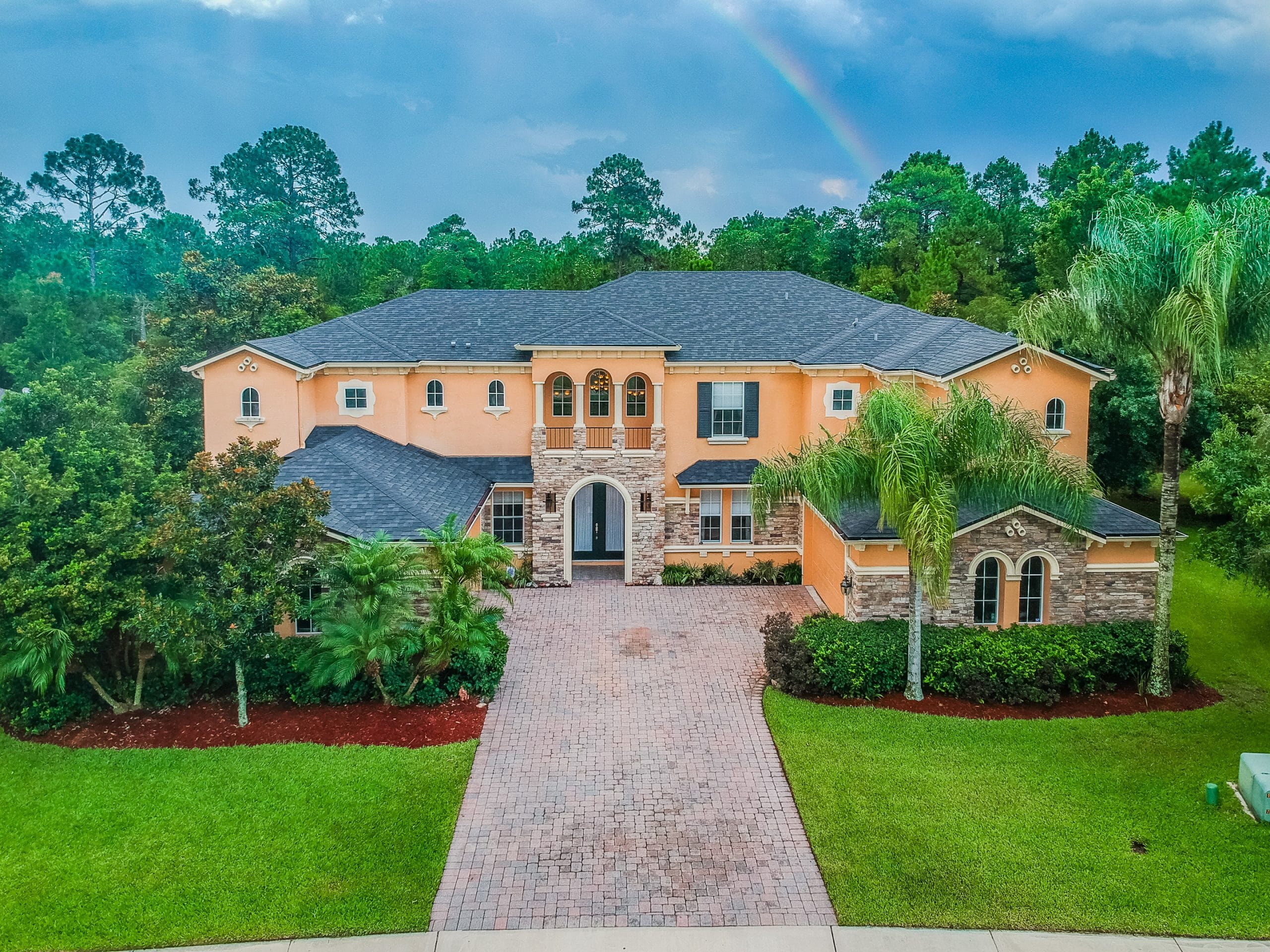 Naples real estate photography aerials