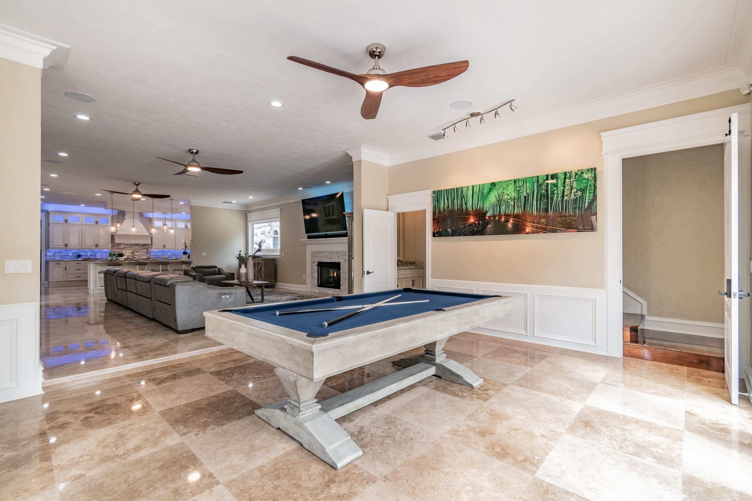 Naples real estate photography interior