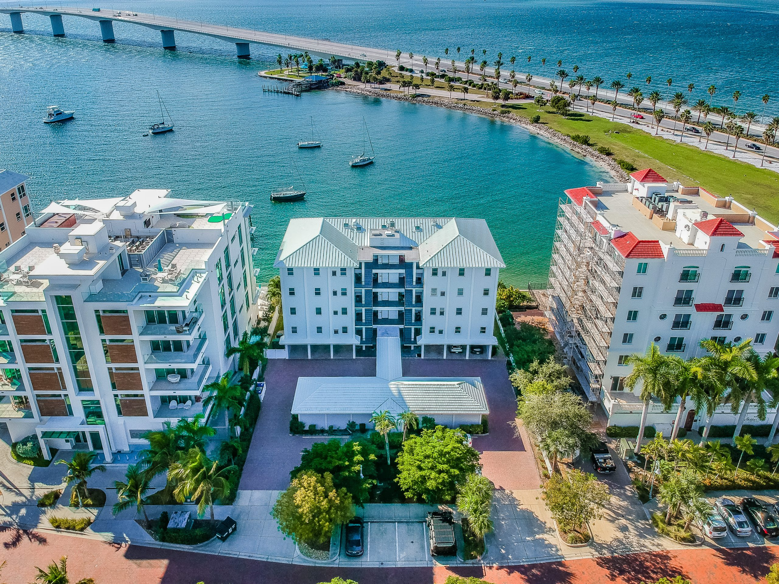 Tampa Bay real estate photography aerials